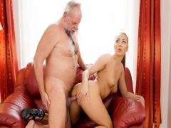 Pleasing Naughty Grandpa