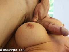 PureMature mom takes 12-inch cock