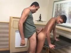 Big Dad fucks Boy