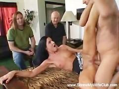 Hotwife Swinger Getting SCREWED!